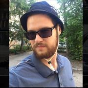 Доставка еды в Самаре, Андрей, 27 лет