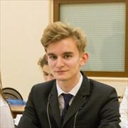 Подготовка кTOEFL, Виктор, 23 года