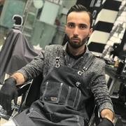 Стрижка коротких волос, Амин, 23 года