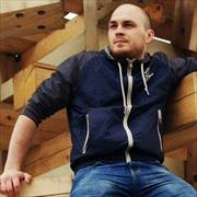 Доставка снеков на дом - Тропарево, Иван, 37 лет