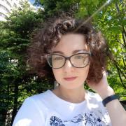 Курьер на месяц в Владивостоке, Ксения, 34 года