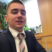 Доставка еды в Перми, Даниил, 20 лет
