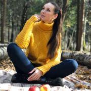 Пирсинг губы, Евгения, 34 года