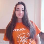 Съёмка с квадрокоптера в Саратове, Екатерина, 20 лет