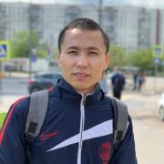 Грузчики, Акжол, 29 лет