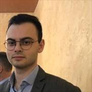 Доставка еды из ресторанов - Андроновка, Максим, 25 лет