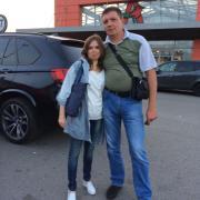 Доставка еды из ресторанов - Окская, Сергей, 44 года