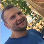 Доставка еды из ресторанов - Петровский парк, Юрий, 41 год