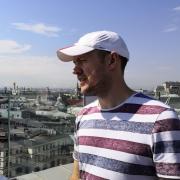 Павел Шуваев, г. Москва