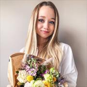 Занятия танцами в Новосибирске, Анна, 23 года