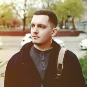 Оцифровка слайдов, Роман, 28 лет