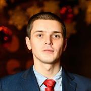 Курьерская служба в Новосибирске, Андрей, 33 года