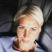 Общий массаж, Татьяна, 46 лет
