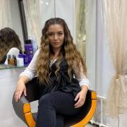 Колорирование волос, Луиза, 23 года