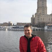 Массаж головы, Евгений, 37 лет