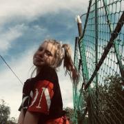 Съёмка с квадрокоптера в Владивостоке, Симона, 20 лет
