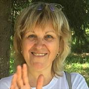 Услуги логопедов, Светлана, 57 лет
