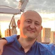 Мойка фасадов, Юрий, 43 года
