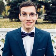Доставка еды - Киевская, Моисей, 28 лет