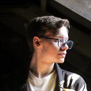 Фотографы на корпоратив в Перми, Георгий, 19 лет