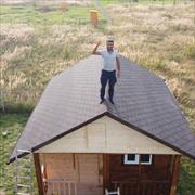 Ремонт крыши, Фарид, 30 лет