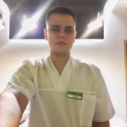 Массаж в Оренбурге, Денис, 24 года