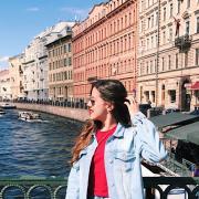 Полина Гангаева, г. Санкт-Петербург