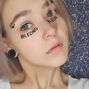 Биозавивка волос, Валерия, 21 год