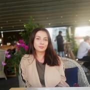 Анжелика Сафарян, г. Москва