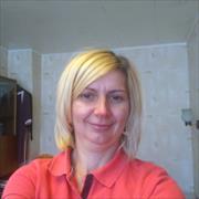 Бразильское выпрямление волос, Анна, 42 года