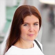 Обучение персонала в компании в Омске, Надежда, 34 года