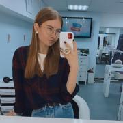Голливудский пилинг, Ольга, 23 года