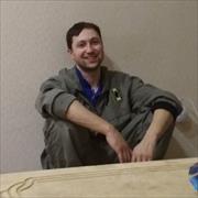 Услуги установки дверей в Новосибирске, Максим, 33 года