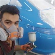Восстановление отражателя фар, Рамз, 26 лет