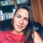 Прокол ушей, Анна, 34 года