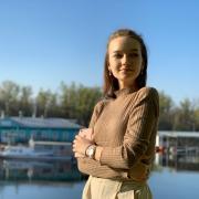 Услуги промоутеров в Волгограде, Инна, 18 лет
