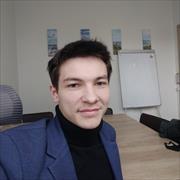 Репетиторы по урду, Григорий, 27 лет