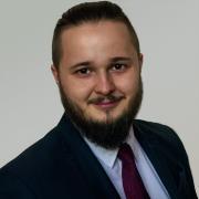 Промоутеры в ростовой кукле, Георгий, 25 лет