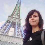 Верстка одностраничного сайта, Светлана, 29 лет