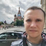 Съёмка с квадрокоптера в Томске, Павел, 26 лет