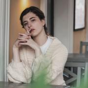 Пирсинг пупка, Анна, 23 года