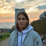 Разработка дизайн-макета, Василий, 18 лет