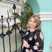 Анастасия Северова, г. Москва
