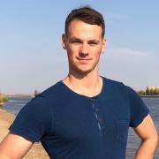 Массаж шеи в Астрахани, Руслан, 23 года