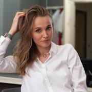 Голливудское наращивание волос, Ксения, 28 лет