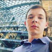 Курьерское такси, Дмитрий, 23 года