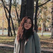 Постер по фотографии в Хабаровске, Алина, 21 год