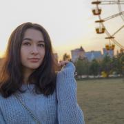 Съёмка с квадрокоптера в Красноярске, Алена, 26 лет