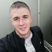 Уборка офисов в Томске, Олег, 24 года