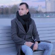 Доставка продуктов из магазина Зеленый Перекресток - Киевская, Дмитрий, 27 лет